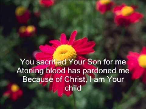 My Abba by New Creation Church with Lyrics