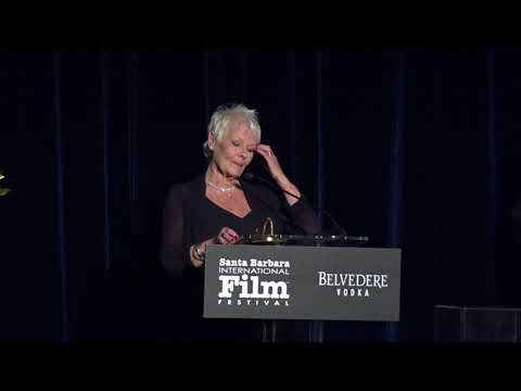2017 Kirk Douglas Award  Judi Dench Speech