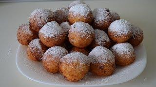 Как быстро приготовить самые вкусные Пончики в Мире