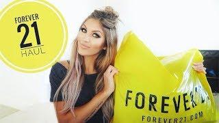 FOREVER 21 HAUL !!!! | Paige Danielle