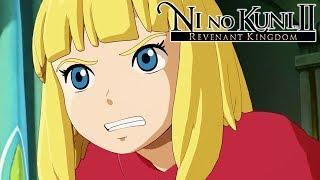 Ni No Kuni 2 Revenant Kingdom - Conhecendo o Game!!! [ PC - Gameplay ]