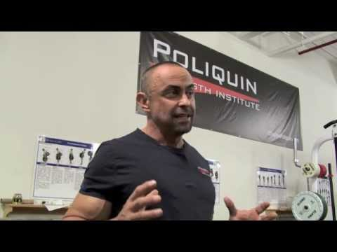 Charles Poliquin - Interview 20.1.2012
