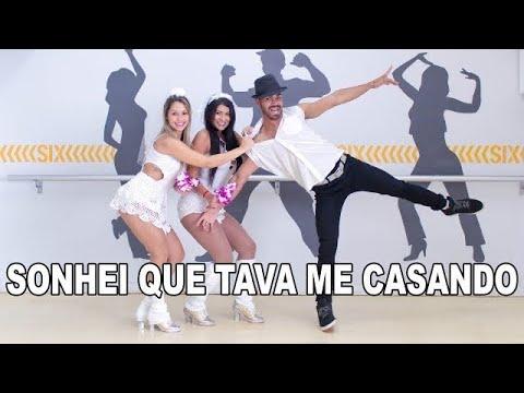 SONHEI QUE TAVA ME CASANDO - Wesley Safadão by Cia NinaMaya