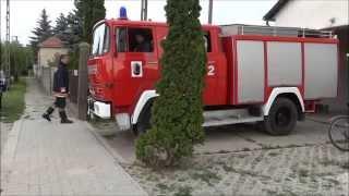 Darnózseli Önkéntes Tűzoltó Egyesület-Gyakorlat