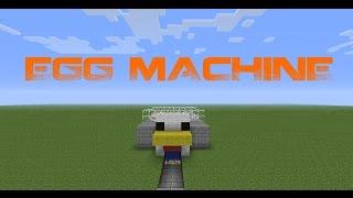 Yumurta Makinesi !   Minecraft İcatları   1. Bölüm