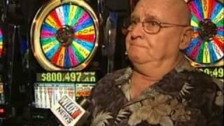 World record Wheel of Fortune slot jackpot at Hard Rock Casino Biloxi