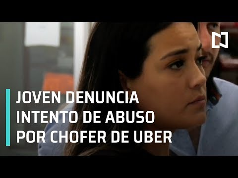 Mujer narra intento de abuso por parte de chofer de Uber - Hora 21