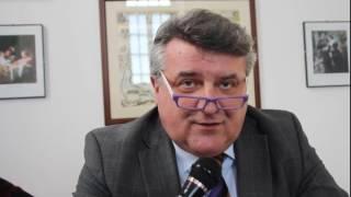Dott  Adriano Giacoletto   Direttore generale ASL NO   I programmi di Prevenzione   parte 1