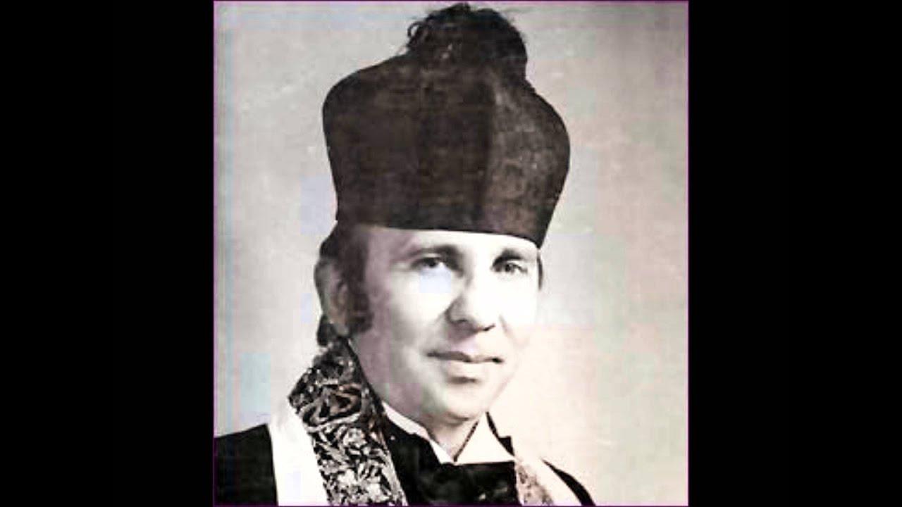 Cantor Louis Danto Ribono Shel Olam Sefiras Haomer