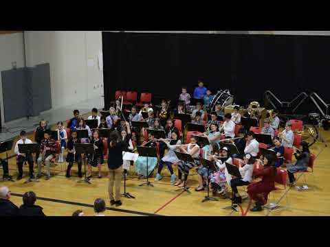 Redmond Elementary Schools - 2nd Year Adv. Band (KUM BAH YAH)