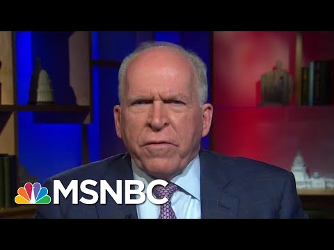 WATCH: Brennan Explains The Bogus Reason He Believes It's 'Outrageous' For Barr To Investigate Russia Probe Origins