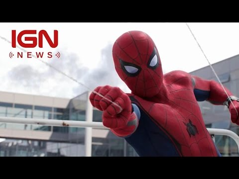 SpiderMan Star Tom Holland on How Many Marvel Movies He's Contracted For  IGN