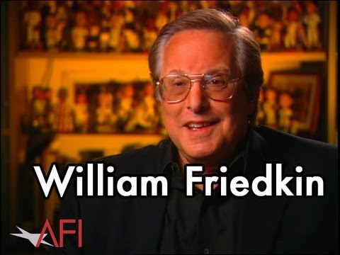 Director William Friedkin on ANNIE HALL