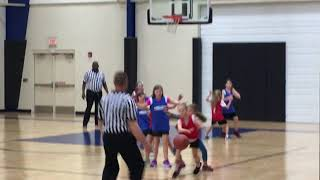 Harper's Basketball Game 1 20181211 2