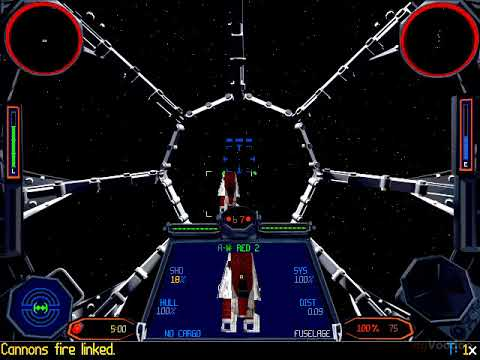 New Game Incursion – Star Wars – TIE Fighter (1998) – Campaign 5