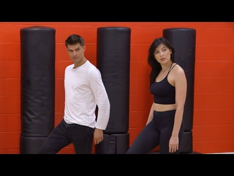 First Steps: Daisy Lowe and Aljaz Scorjanec  Strictly Come Dancing 2016  BBC One