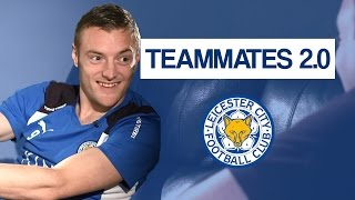 Jamie Vardy does HILARIOUS Impressions   Leicester City Teammates 20