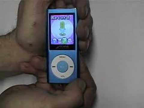 Cool CHEAP MP4 player - Review