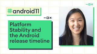 Platform stability and the Android release timeline