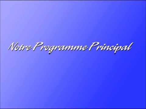 Notre Programme Principal 1991 Logo