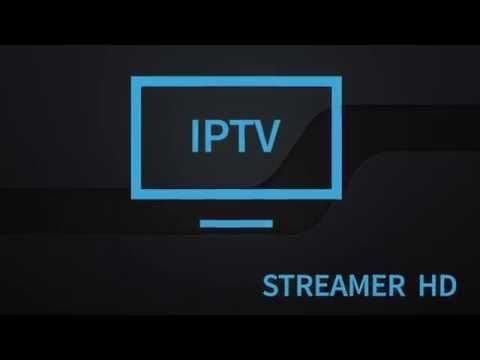 IPTV Streamer: The best IPTV app for Apple TV - YouTube