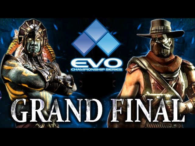 Mortal Kombat XL: EVO 2016 - Grand Finals - SonicFox VS TekkenMaster!