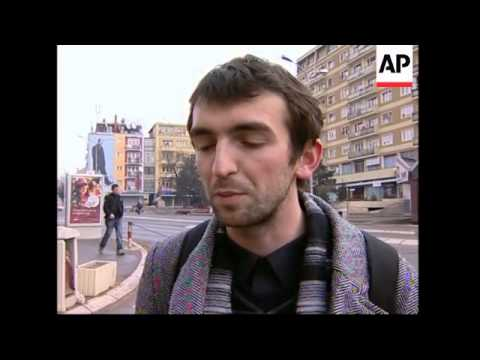 Albanians and Serbs in Kosovo express hopes about next Serbian president