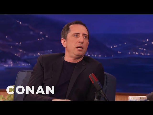 Gad Elmaleh Wants To Take Conan To Morocco  - CONAN on TBS