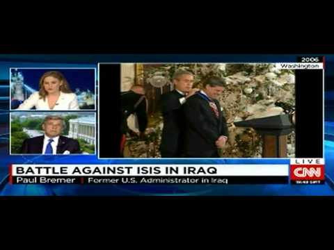 Paul Bremer talks ISIS in Iraq with Hala Gorani