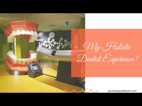 Getting the Mercury Filling removed & my Holistic Dentist Experience!