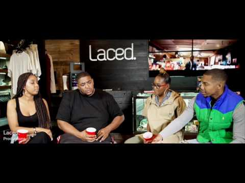 Off The Record at Laced. feat. Glasses Malone
