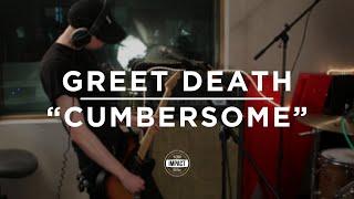 Greet Death - Cumbersome (Live @ WDBM)