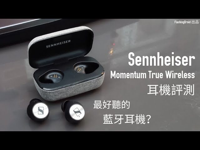 [?·??] Sennheiser Momentum True Wireless ????????????? | FlashingDroid ??