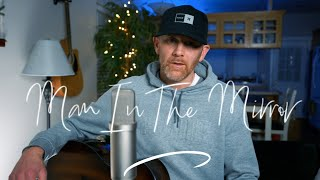 Man In The Mirror Michael Jackson Acoustic (Cover by Derek Cate)