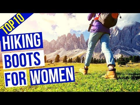 Top 10 Best Hiking Boots for Women 2020 [Updated] || Best Hiking Boots for Women Reviews