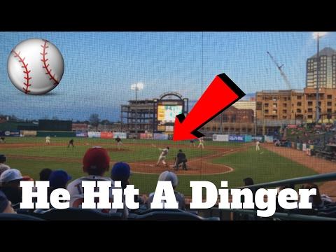 Minor League Baseball Game Vlog!!!