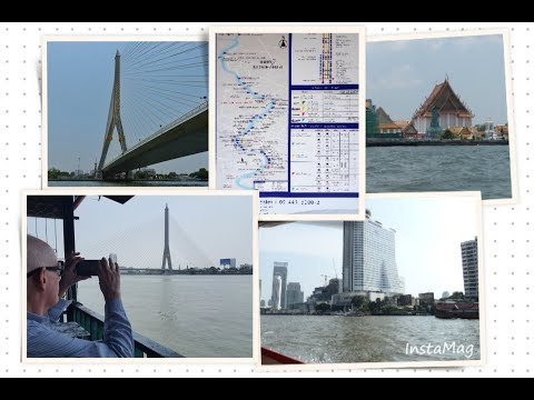 A trip up the Great Chao Phraya River