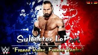"2014: Sylvester LeFort - WWE Theme Song - ""France Rules, France Règles"" [Download] [HD]"