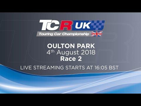 2018 TCR UK Oulton Park Race 2