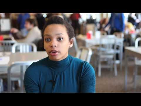 DePaul University Student Spotlight Erika Spencer