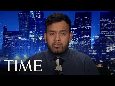Latino Man Verbally Attacked By Woman Who Called Him & His Mom 'Illegals' Describes Encounter   TIME