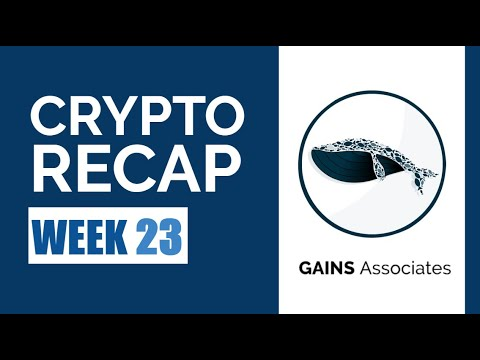 Walmart & VeChain | Coinbase Selling Tracking Software To The IRS | Weekly Crypto Recap