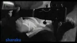 ずぶ濡れ撮影/東宝ビルトオープンスタジオ.