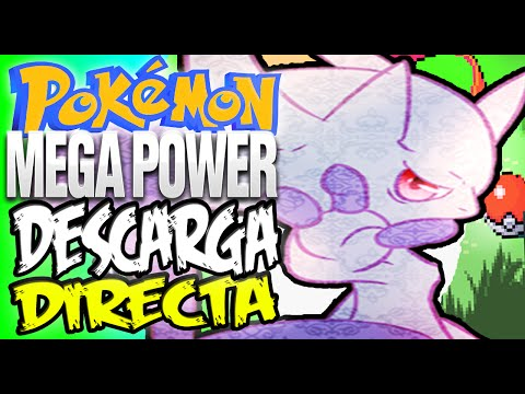 POKEMON MEGA POWER | Mejores Hackroms (Con Mega Evoluciones PC & Android) | SpanglishTec.