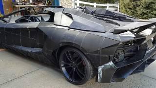 AXAS Interceptor (Aventador look a like)