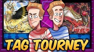 Yu-gi-Oh Tag Dueling! Guardragons /w Mario! (Yugioh Tag Tournament)