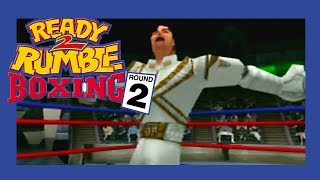 Ready 2 Rumble Boxing: Round 2 | Michael Jackson The King Of Pop And Boxing Champion
