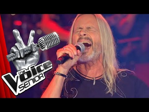 Journey - Don't Stop Believin' (Dan Lucas) | The Voice Senior | Sing Offs | SAT.1 TV