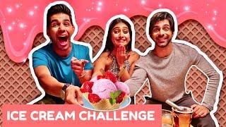 Ice Cream Challenge | Rimorav Vlogs