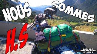 3 PAYS EN 1 JOUR ★ La PLS utlime ★ ROAD TRIP dans les Alpes Ep. 2